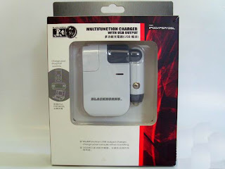 Blackhorns multifunction charger