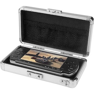 PSP Aluminum Carrying Case