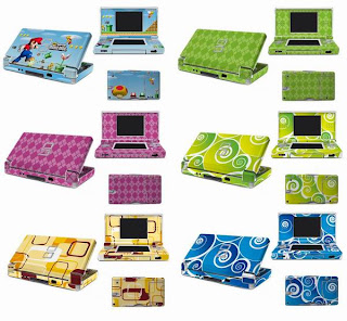 skin for Nintendo DS lite