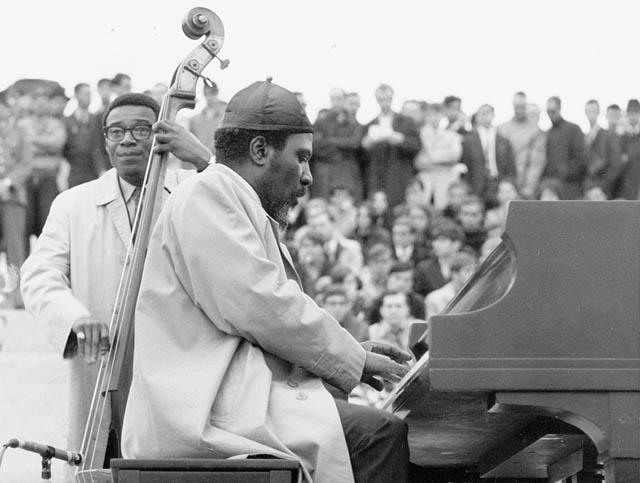 THELONIOUS MONK JAZZ WEB