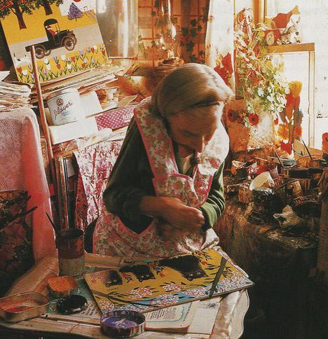 Maud Lewis And East Coast Folk Art Saskatchewan Craft