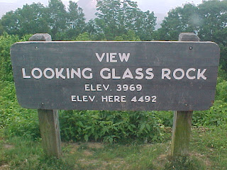 Looking Glass Rock Overlook