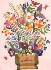 Büyük Çiçek Sepeti