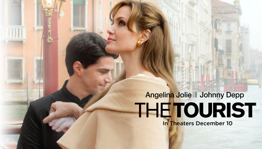 angelina jolie hair tourist. quot;The Touristquot; opens in