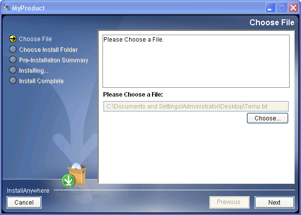 how to get a file path using jfilechooser
