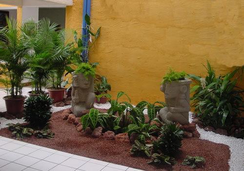 Jardines tu amiga polola - Decorar mi jardin ...