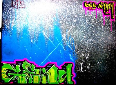 graffiti 3d,graffiti alphabet 3d