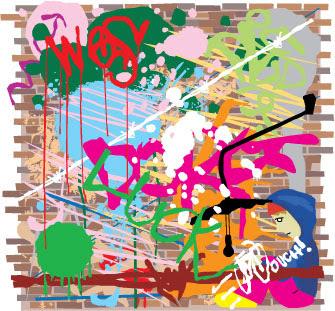 Graffiti Backgrounds on Graffiti Backgrounds    Poster Graffiti Backgrounds