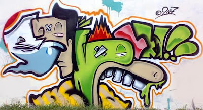 graffiti character,graffiti art,street graffiti