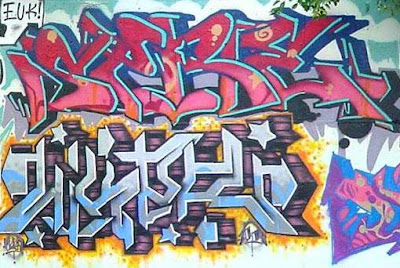 graffiti 3d,alphabet graffiti 3d