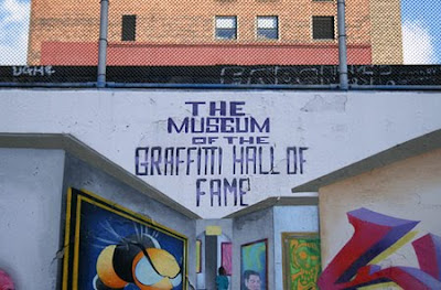 graffiti hall of fame,wall graffiti