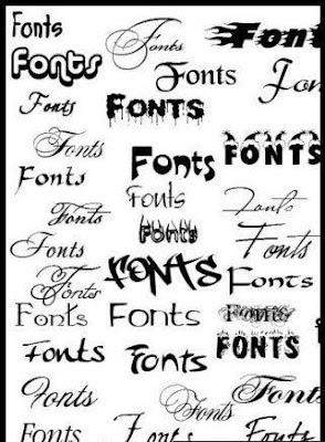 graffiti letter font