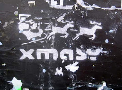 Graffiti Christmas