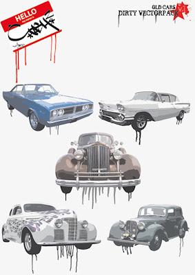 Free retro vectors