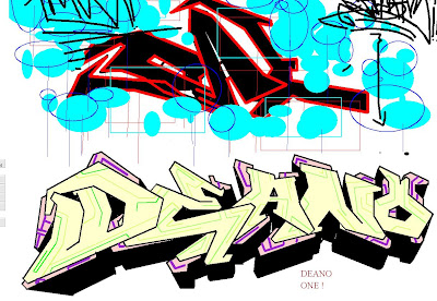 graffiti 3d,graffiti sketches