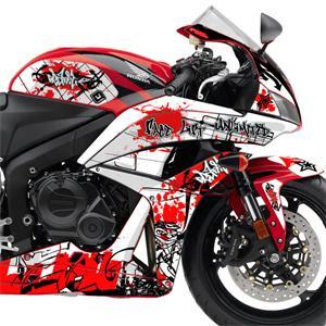 graffiti motorcycle, graffiti paint