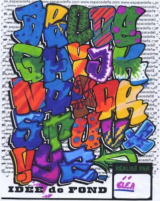 graffiti alphabet, a-z alphabet, alphabet letter, graffiti font