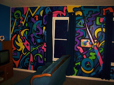 wall abstract, wall mural, abstract murals, graffiti mural