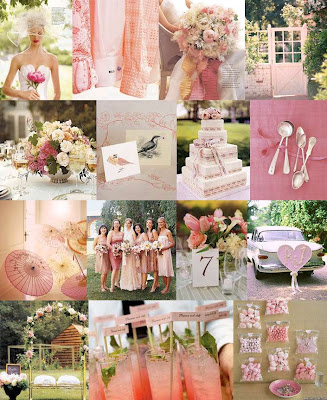 PeachOrange Wedding Ideas