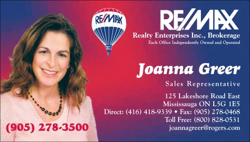 Realtor Joanna Greer