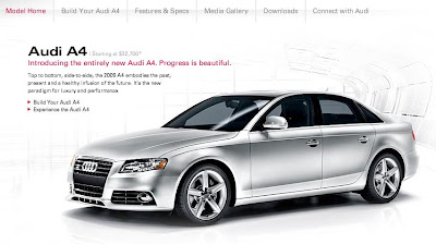 Wheels Weekly New B Audi A On US Official Website - Audi car official website
