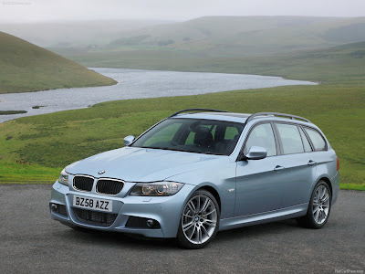 2009 BMW 3 Series Touring