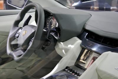 Lamborghini Perdigon Interior Lamborghini Perdigon Interior