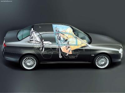 Alfa Romeo 166 2.4 Jtd. Alfa Romeo 166