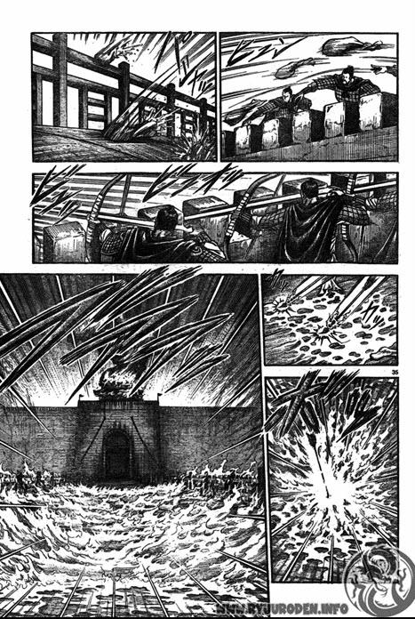 Chú bé rồng-Ryuuroden chap 194 Trang 36 - Mangak.info