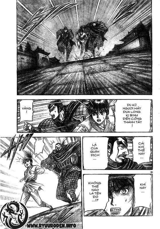 Chú bé rồng-Ryuuroden chap 186 Trang 24 - Mangak.info