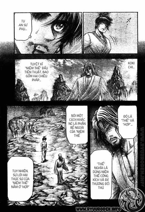 Chú bé rồng-Ryuuroden chap 194 Trang 8 - Mangak.info