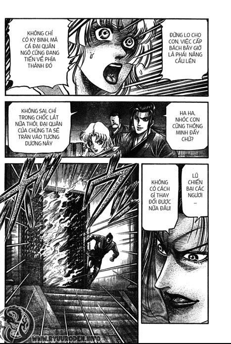 Chú bé rồng-Ryuuroden chap 194 Trang 25 - Mangak.info