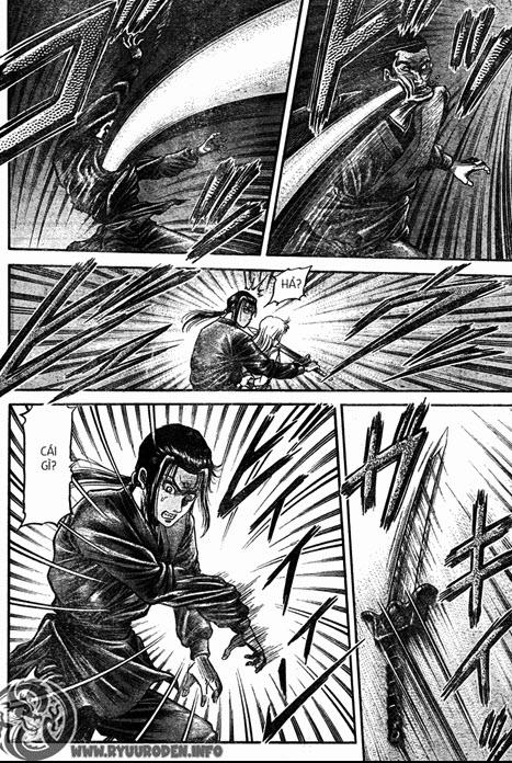 Chú bé rồng-Ryuuroden chap 194 Trang 29 - Mangak.info