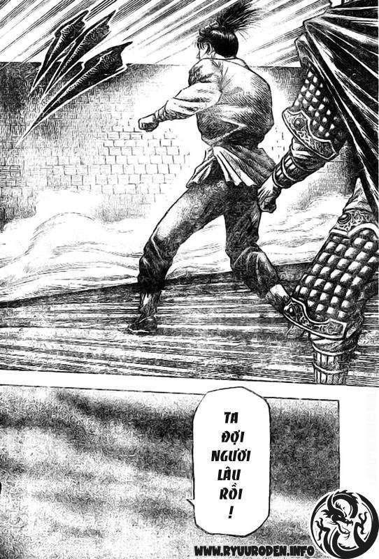 Chú bé rồng-Ryuuroden chap 186 Trang 25 - Mangak.info