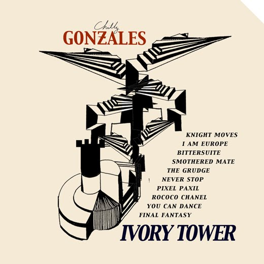 "Chilly Gonzales ""Ivory tower"""
