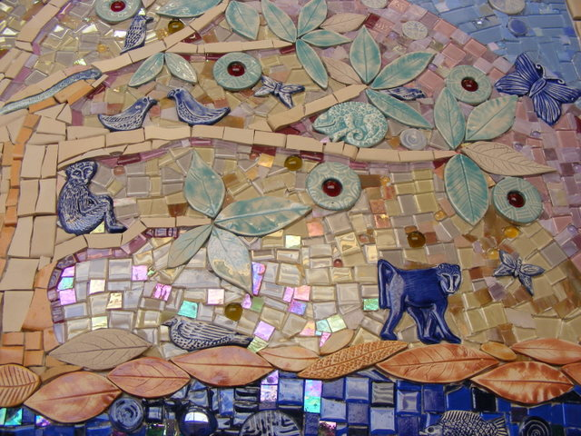 How To Make An Original And Long Lasting Mosaic Part One