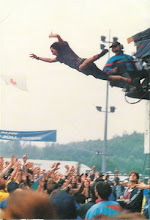 VEDDER IN FLIGHT