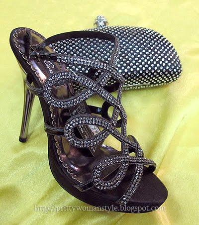 Абитуриентски обувки и чанти