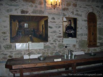 столовата на монасите