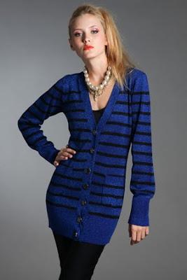 Плетена жилетка с дължина под ханша