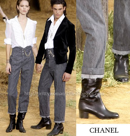 CHANEL джинси
