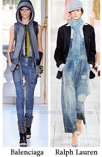 Мода джинси