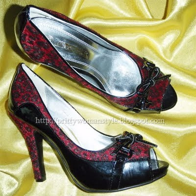 обувки с открити пръсти