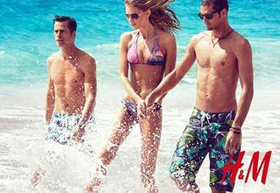 H&M бански лято 2010