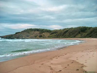 плаж Силистар - Синеморец