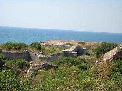 Яйлата - ранновизантийска крепост
