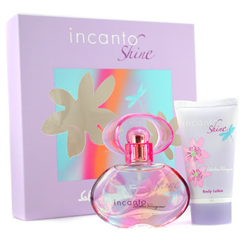 Salvatore Ferragamo Incanto Shine Coffret