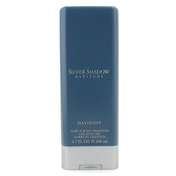 Davidoff Silver Shadow Altitude Hair & Body Shampoo