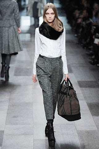 зимен панталон