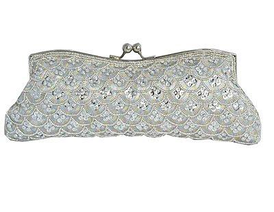 сребърна чантичка-портмоне